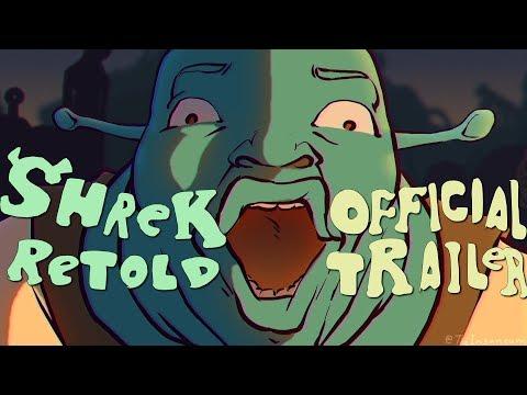 Shrek Retold - Official Trailer