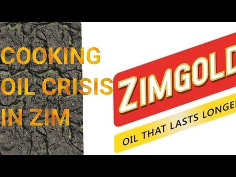 Zim  Cooking Oil Crisis | COMEDY