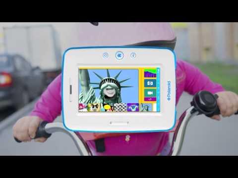 Polaroid Kids Tablet Features