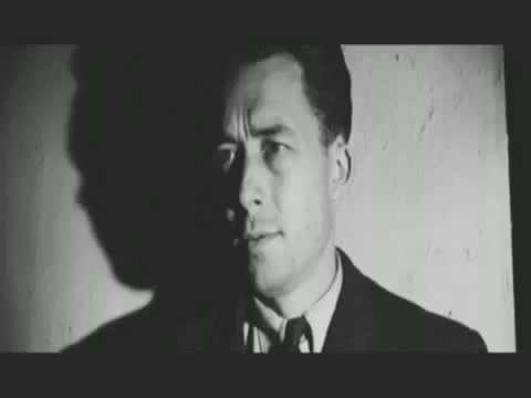 Albert Camus - L'art et la révolte ne mourront qu'avec le dernier homme (видео)