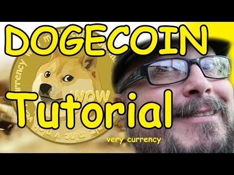 Dogecoin Mining Tutorial [DOGE] Cryptocurrency Help!