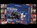 【直播】「SEGA Mega Drive HD 復古主機」開箱遊玩 重溫《音速小子》等經典之作樂趣