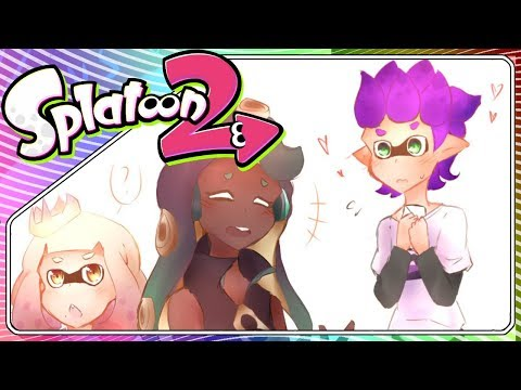 Splatfest but with Pearl and Marina Voice Acting