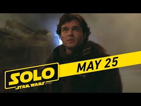 """Han Solo: Una Historia de Star Wars - """"Han"""" TV Spot (:30)?>"""