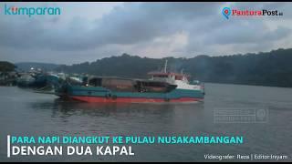 Video Suasana Pemindahan Napi Teroris Mako Brimob ke Lapas Nusakambangan MP3, 3GP, MP4, WEBM, AVI, FLV Agustus 2018