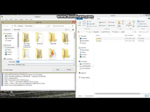 How To Copy Very Large Game File Into CDs and DVDs(Larger than size of disk)