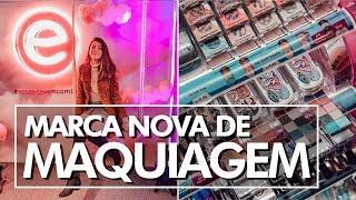 ESSENCE NO BRASIL - MARCA NOVA DE MAQUIAGEM  Vlog #148  Lia Camargo
