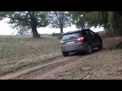 Off road challenge cu Hyundai ix35 4WD – in Cheia jud. Prahova