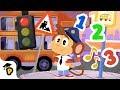 Dr Panda TotoTime: Bip's Bus Ride | Full Episode 10 | Kids learning video