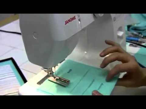 JANOME Opsiyonel Ayak Videoları