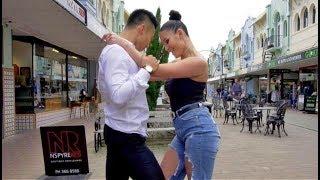 Crush - Yuna x Usher - Dance Choreography by Hu x Loren