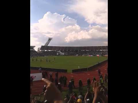 La Rebel en Puebla | J4 (Pumas vs Puebla) 2015 | - La Rebel - Pumas