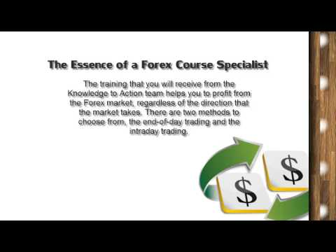 Knowledge to action forex
