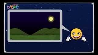 สื่อการเรียนการสอน การขึ้น ตกของดวงอาทิตย์ และดวงจันทร์ ป.3 วิทยาศาสตร์
