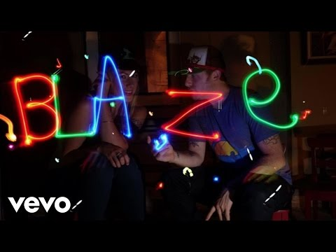 Blaze Lyric Video