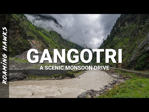 Scenic Drive to Gangotri – A video log by Roaming Hawks