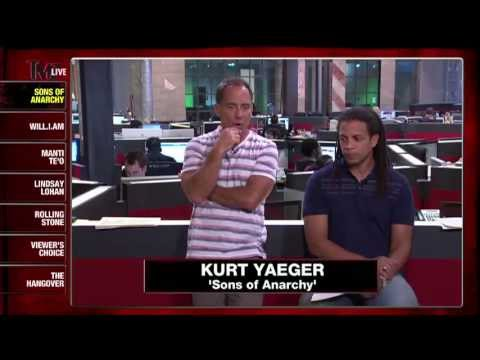 Kurt Yaeger TMZ Interview