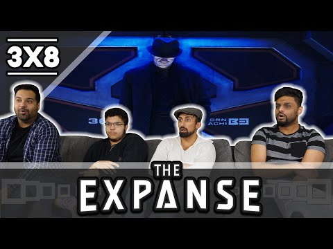"""The Expanse 