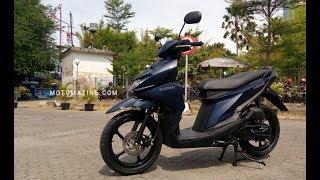 Impresi Pertama sekaligus Review Suzuki NEX II. Aslinya Keren Loh!