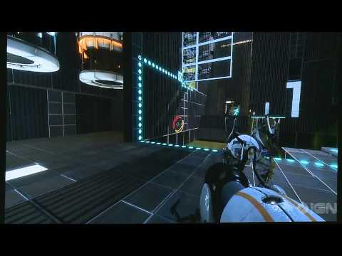 Portal 2 Coop Walkthrough Gameplay in HD
