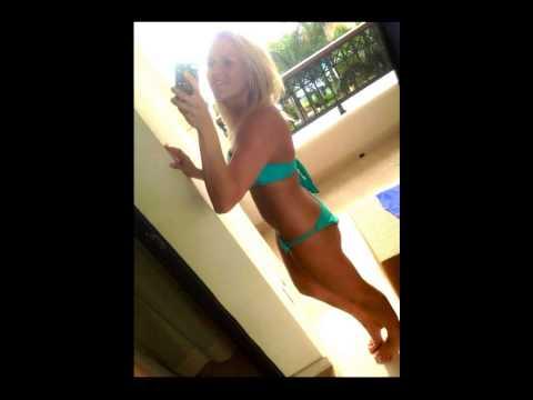 Natalie Horler from Cascada bikini!