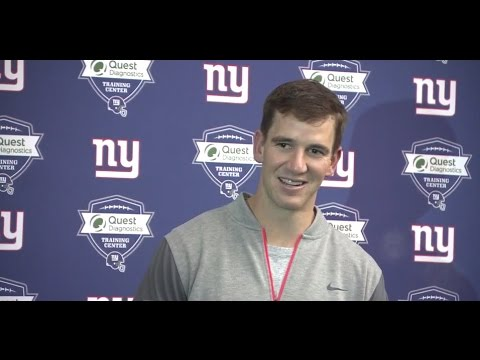 Video: Eli Manning on Miami picture: