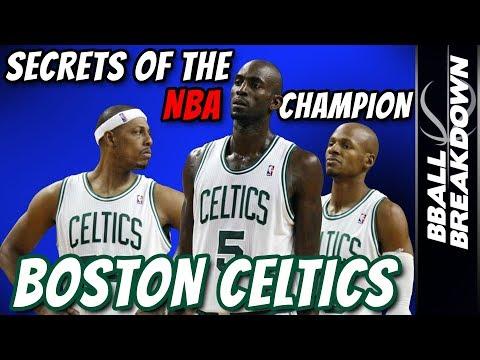 SECRETS Of The 2008 NBA Champion Boston Celtics