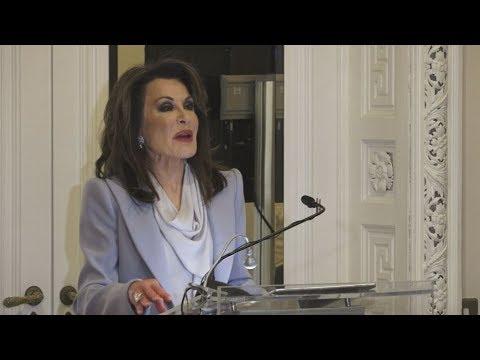 Παρουσίαση του Προγράμματος της Γιάννας Αγγελοπούλου για  Επιστήμες, Τεχνολογία και Καινοτομία