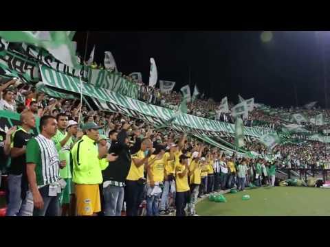 Vamos Todos Juntos La Hinchada Y Los Jugadores ''Los Del Sur'' - Los del Sur - Atlético Nacional