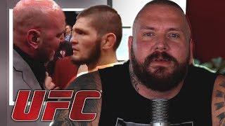 Video KHABIB TO QUIT THE UFC MP3, 3GP, MP4, WEBM, AVI, FLV Oktober 2018