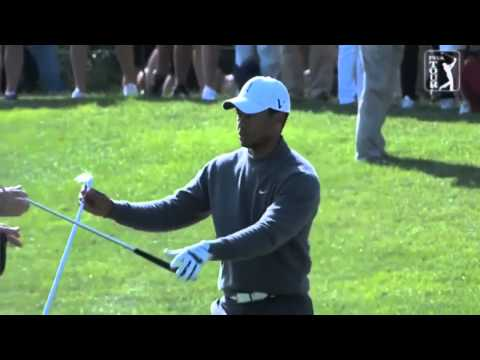Tiger Woods – Best shots 2012