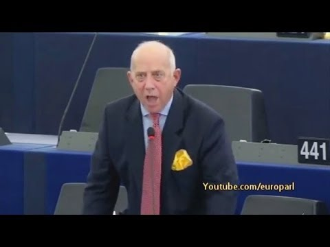 the state - European Parliament, Brussels, 21 November 2013 • Speaker: Godfrey Bloom MEP, Ind. (Yorkshire & Lincolnshire), Europe of Freedom and Democracy (EFD) group ...