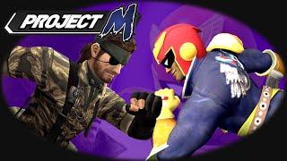 Project M – TurboTAStic: Snake VS Captain Falcon