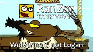 Everyone knows that the real Wolverine is m10, and Logan is the French Reno.Tanktoon - Cartoons based on video game World of Tanks. Short funny tank stories. English mirror of plagasRZ channel.Subscribe for new TankToon! Don't forget to like'n'share if you like it!Quick link to subscribe http://www.youtube.com/subscription_center?add_user=ranzarengEmail: plagas@ranzar.comOST Music on iTunes https://itunes.apple.com/us/artist/vladimir-malyshkin/id609711463Facebook page: https://www.facebook.com/ranzarengRussian channel https://www.youtube.com/user/plagasRZ
