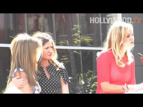 Jennifer Aniston gets a star