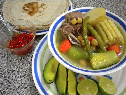 Res - Deliciosa receta paso a paso de Cocido de Res o Caldo de Res. Aprende a preparar la más rica comida mexicana e internacional a mi estilo. Suscríbete a mi can...