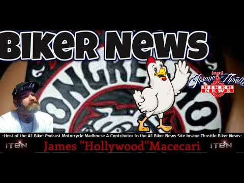 Two Motorcycle Clubs and a Chicken! Bikers step up during crisis and it's bikers who are arrogant