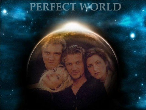 Tekst piosenki Ace of base - Perfect world po polsku