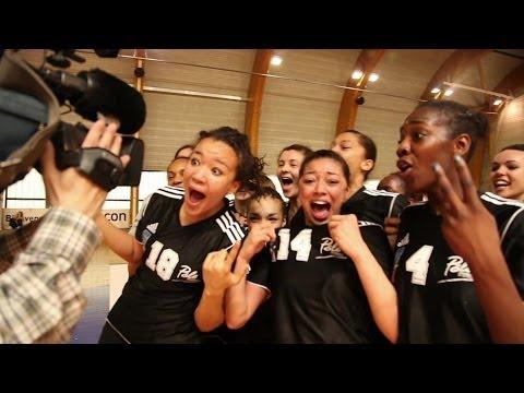 Interpôles de handball féminin 2013