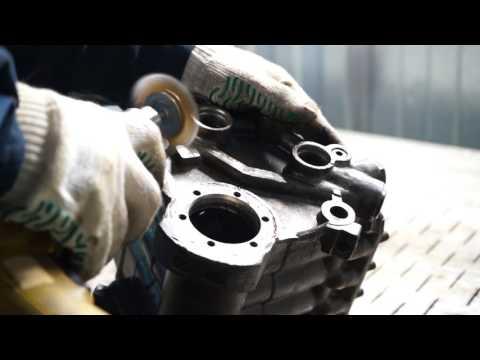 Ремонт и восстановление алюминиевых деталей методом сварки и наплавки