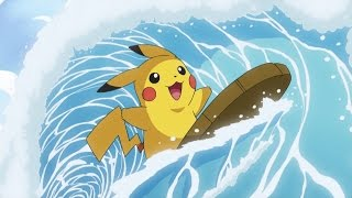 How to Get Surfing Pikachu by SkulShurtugalTCG