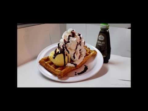 Cremas Belgian Waffle