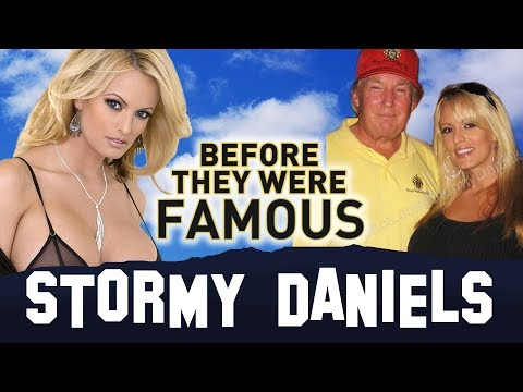STORMY DANIELS | Before They Were Famous | 60 Minutes Interview