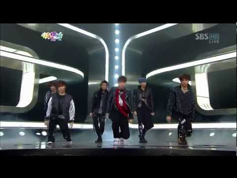 lay - [HD]121229 SBS Gayo Daejun - The SM Performance - Spectrum Yunho 允浩(TVXQ), Eunhyuk 銀赫, Donghae 東海(Super Junior), Minho 珉豪, Taemin 泰民(SHINee), Lay, KAI(EXO) T...