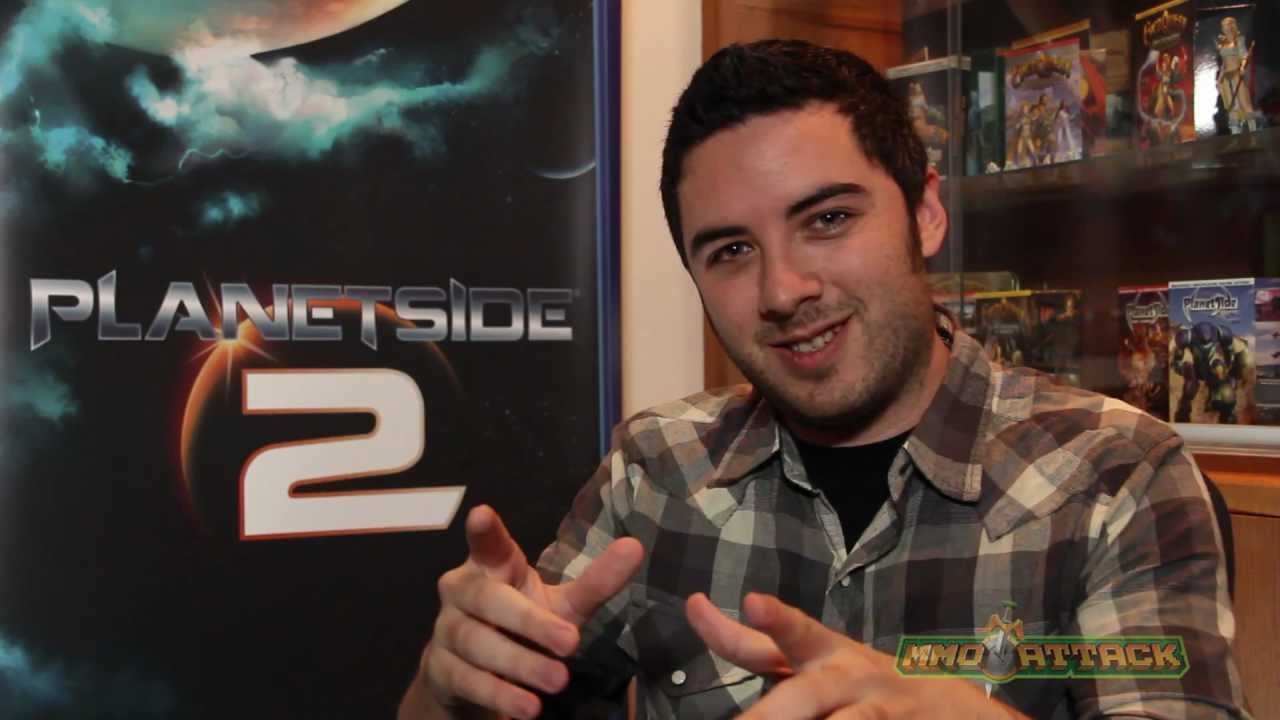 PlanetSide 2 Developer Interview | Adam Clegg