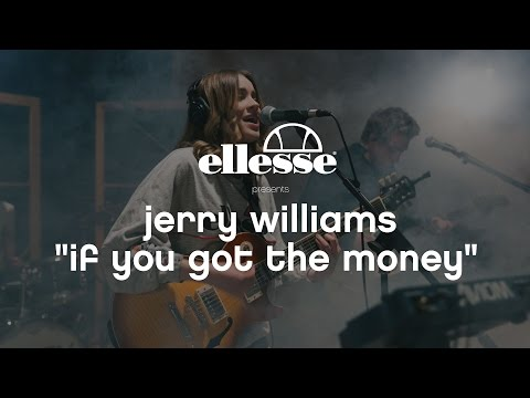 Jerry Williams sings 'Jamie T - If You Got The Money' cover | ellesse Make it Music