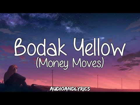 Video Cardi B - Bodak Yellow (Money Moves) (Clean Lyrics) download in MP3, 3GP, MP4, WEBM, AVI, FLV January 2017