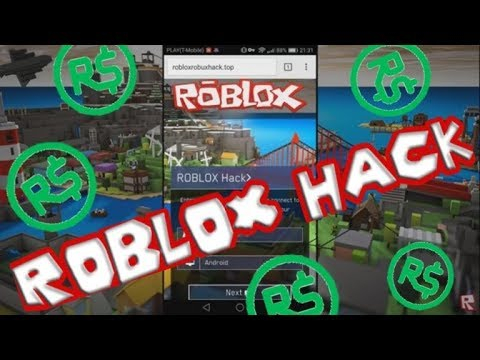 Roblox Hack - Unlimited Robux FREE