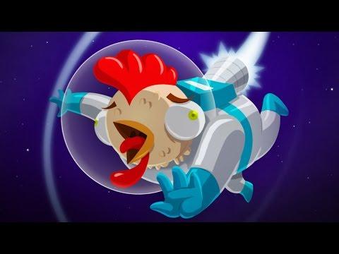 Space Chicken Trailer
