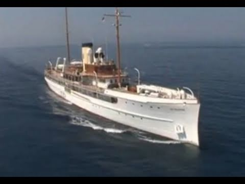delphine - SS DELPHINE is available for charter in West Mediterranean ; and is able to accommodate up to 12 guests, at anchor and in port up to 180 guests. Life aboard ...